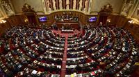 Le Sénat le 2 octobre 2017 [CHRISTOPHE ARCHAMBAULT / AFP/Archives]