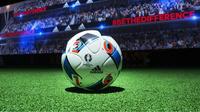"""Le ballon officiel de l'Euro 2016 se nomme """"Beau jeu""""."""