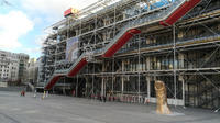 130 oeuvres de César sont installées au Centre Pompidou jusqu'au 26 mars 2018