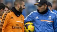 Karim Benzema et Zinedine Zidane sont très proches au Real Madrid.