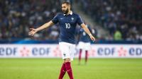 Karim Benzema n'a plus porté le maillot de l'équipe de France depuis le 8 octobre 2015.