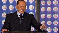 L'ancien dirigeant italien Silvio Berlusconi est de nouveau en campagne.