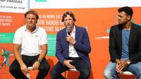 Bertrand Cizeau a immédiatement pensé à Jo-Wilfried Tsonga pour être le parrain du programme.