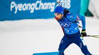 Martin Fourcade va tenter de décrocher une quatrième médaille d'or à Pyeongchang.