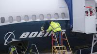 «Nous suspendons la livraison des 737 MAX jusqu'à ce que nous trouvions une solution», a déclaré un porte-parole.