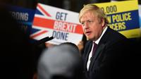Le Parti conservateur du Premier ministre Boris Johnson a obtenu une majorité écrasante lors des législatives britanniques, selon un sondage de sortie des urnes, ce qui va permettre au dirigeant conservateur de réaliser le Brexit fin janvier comme promis.