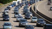 Le beau temps pourrait augmenter le trafic sur les routes.