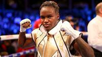 Nicola Adams a été la première championne olympique de boxe à Londres en 2012.