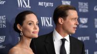 Brad Pitt et Angelina Jolie s'étaient mariés le 23 août 2014