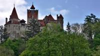 Le château de Bran.
