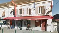 C'est devant le Café de l'espoir, à Laigneville (Oise), que la scène s'est déroulée.