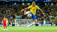Le Brésil de Neymar monte en puissance dans cette Coupe du monde.