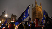 Les députés britanniques ont voté mardi un amendement demandant de modifier l'accord de Brexit négocié avec l'Union européenne