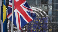 La reine Elizabeth II a promulgué jeudi l'accord de Brexit.