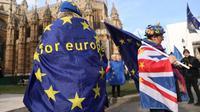 A moins de trois semaines de la date de Brexit, initialement prévue le 29 mars, le doute demeure quant au scénario de la sortie.