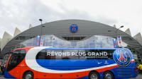 Le PSG devrait récupérer son bus pour le réception de Toulouse en Coupe de France.