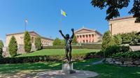 Erigée en 2006, la statue de Rocky est l'une des attractions les plus populaires de Philadelphie.