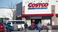 Un magasin Costco à Woodbridge, en Virginie [SAUL LOEB / AFP/Archives]