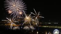 Feu d'artifice [Valery Hache / AFP/Archives]