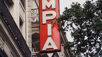 La façade de l'Olympia le 24 août 1983  [ / AFP/Archives]
