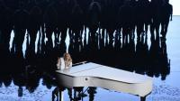 La chanteuse Lady Gaga sur la scène des Oscars, le 28 février 2016 à Hollywood en Californie [MARK RALSTON / AFP]