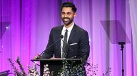 Hasan Minhaj le 12 novembre 2018 à Beverly Hills [Jesse Grant / GETTY IMAGES NORTH AMERICA/AFP/Archives]