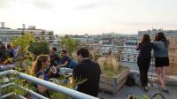 Le succès du Perchoir (11e) a notamment motivé la volonté d'inscrire les toits de Paris à l'Unesco.