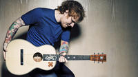 Le chanteur britannique Ed Sheeran sort un nouvel album