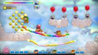 Un univers en pâte à modeler porte les nouvelles aventures de Kirby.