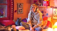 "Lola Lasseron dans le film ""Lou! Journal infime"" de Julien Neel"