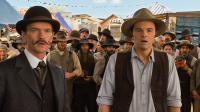 """Neil Patrick Harris et Seth MacFarlane dans """"Albert à l'ouest"""""""