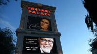 Le Caesars Palace (Las Vegas) a annoncé la mort de René Angelil