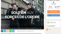 La cagnotte lancée par Renaud Muselier a passé la barre du million d'euros.