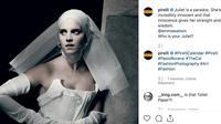 Le photographe Paolo Roversi met à l'honneur les femmes en revisitant, pour le calendrier Pirelli, la légende de «Roméo et Juliette».
