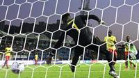 La Coupe d'Afrique des nations (CAN) de football au Cameroun en 2021 se jouera en hiver au lieu de l'été (photo d'illustration).