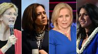 De nombreux candidats sont déjà entrés dans la course à la présidence.