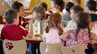 Un milliard de repas sont servis tous les ans à plus de 6 millions d'enfants dans les cantines.