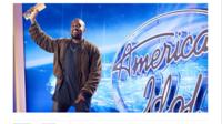 Kanye West sur le plateau d'American Idol