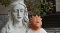 Remplacer la totalité de la statue coûterait entre 6.000 et 10.000 dollars.