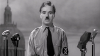 Extrait du film Le Dictateur