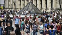 La plupart des touristes à visiter la France cet été seront Belges