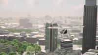 Velocopter survolant Dubaï