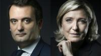 Florian Philippot a longtemps été le bras droit de Marine Le Pen.