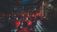 Le «Très Particulier», le nouveau bar de l'Hôtel Particulier Montmartre.