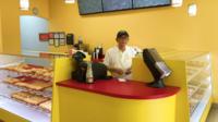 Le jour de l'ouverture du «Billy's Donuts», personne n'a daigné venir.