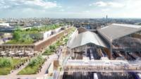 Le projet Station Nord devrait voir le jour en 2024, avant le début des Jeux Olympiques de Paris 2024.