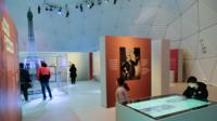 L'exposition restera ouverte jusqu'au 24 novembre.