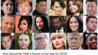 Une short-list a été dévoilée par le magazine américain