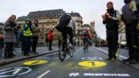 La V1 du Vélopolitain a été inaugurée ce jeudi 12 décembre.