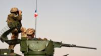 opération barkhane Mali : un début de retrait français
